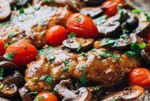 Favorite Recipes / by April Lewis