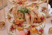 Tea time / Miniature Sweets and Savories Perfect for High Tea / by Darla Malueg