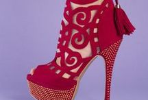 Shoes, shoes and more shoes! / by Lindsay Stanich