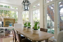 Home Interior Ideas: Sunroom / by Lorie M