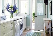 Home Interior Ideas: Laundry Room / by Lorie M