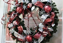 Wreaths & Hangings Galore / by Erica Castillo