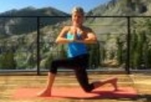 yoga online [videos] / Quick yoga videos w/ Ashley. Get your yoga on anywhere. Anytime.