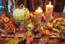 Autumn & Fall Decor ! / by Erica Castillo