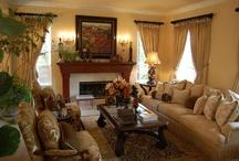 Lovely Living Room / by Erica Castillo