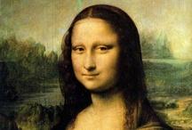 Mona / Takes on the world's greatest portrait. / by Robert Erickson
