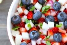 (Food) healthy/ clean