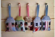Little Houses / by JoJosArtsiticDesign