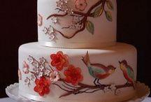 ---GATEAU / CAKE--- / Les gâteaux peu importe l'évènement sont un symbole de partage et de plaisir. vous trouverez, ici,des recettes de gâteaux, glaçage, fondant, des trucs de décoration, de montage et bien sur des idées selon divers thèmes. pour le plaisir des yeux et des papilles.