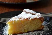 patisseries / les desserts de fête... et recettes de base en pâtisserie