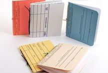 NOTEWORTHY / Notebook inspiration and ideas / by A WAYS AWAY