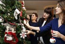"""#YilbasindaNeGider / Billur Saatçi, Nil Ertürk ve Maritsanbul Meriç Küçük """"Yılbaşında Ne Gider?"""" dediler, Boyner'den seçtikleriyle yeni yılı kutladılar, peki birbirlerine ne hediye aldılar? Hepsi mecmua.boyner.com.tr'de!"""