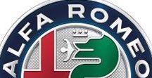 Alfa Romeo / Este álbum contém imagens de viaturas da marca Alfa Romeo + e alguns trabalhos gráficos que remetem à marca