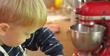 kids in the kitchen / educational activities for kids, cooking, toddler recipes, preschoolers, learning through cooking