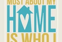 Home / Home Sweet Home / by Stephanie Melton