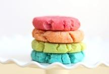 Sweets / Bars, Brownies, Cookies & Pie / by Christy Kissler