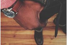 Sartorially Inclined / Stylish and dapper gents who remind me of... Well... Me.  / by Riché