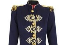 La Condesa chaquetas / Great jackets Military jackets Band and rock jackets Proudly made in Spain