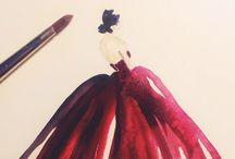 Tapis Rouge / Red carpet inspiration / by Sarah Jane Rameau