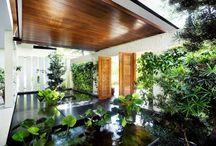 Home Architecture : Entryways / Vestibules, Halls and Entrances  / by Sarah Jane Rameau