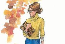 Autumn Glory / by Sarah Jane Rameau