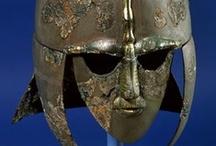 History: Anglo-Saxon & Scandinavian / by Stephanie Melton