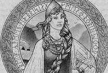 Mythology: Norse / by Stephanie Melton