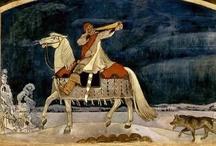 Mythology: Miscellaneous  / by Stephanie Melton