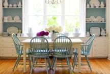 Kitchen/Dinning / by Gentry Mickelsen