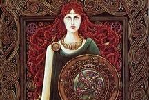 Mythology: Celtic / by Stephanie Melton