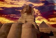 ~*EgYpT*~ my mind wanders / If you want to move people, you look for a point of sensitivity, and in Egypt nothing moves people as much as religion.   / by Suzanne Cooney