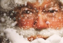 SANTA..Kris Kringle..Ole St. Nick..  / I Beleive in Magic and Christmas and SANTA! / by Suzanne Cooney