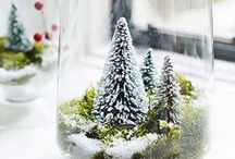 DIY Holiday Projects / DIY projects for happy holidays. Handmade Christmas card ideas, holiday entertaining DIYs, alternative Xmas trees ...