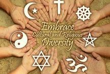 ~☀COEXIST~ / We the people ... Means EVERYONE!! Live ☀Love❤Peace✌ / by Suzanne Cooney
