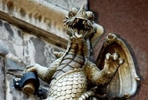 Beware of my *DRAGON* / by Suzanne Cooney