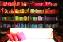 libri / sit back, relax and read a book.