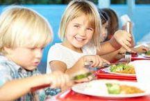 Manger à la cantine / Repas PAI pour le enfants allergiques