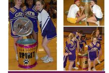 Cheerleading~for Lindsay  / by Suzanne Cooney