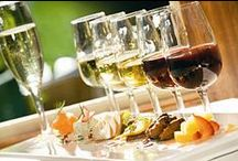 Cork to Plate:  Lovely Wine Pairings / Wine and the foods that go along for the ride.