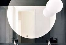 Beautiful Bathrooms / A selection of beautiful bathrooms that inspire me