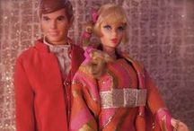 Barbie and Ken through time / by Elaine Christensen