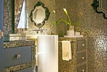 Luxe Powder Rooms