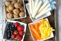 Snacks / by Gentry Mickelsen