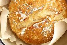 Vegan: Breads & Basics / Vegan recipes for breads and basic pantry staples