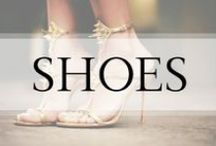 Shoes / Flats | Pumps | Stilettos | Wedges | Boots / by Ashley In DC