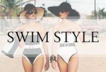 Swim Style / Swimwear | Beachwear | Summer Style / by Ashley In DC