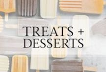 Treats + Desserts / Sweets | Recipes / by Ashley In DC