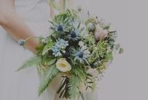 Bouquets ~ Inspiration  / Inspiation from the world of floral design