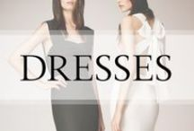 Dresses / Dresses for Every Occasion / by Ashley In DC