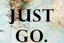 Places to go, things to do / by Jerri Wilson